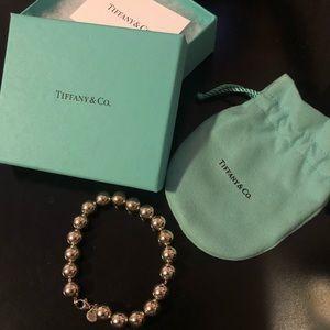 Titfany & Co. Ball Bracelet